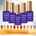 162 Colors Gel Nail Polish UV Gel Nail Polish Long-lasting Soak-off LED UV Gel Color Hot Nail Gel 15ml/Pcs Nail Art Tools