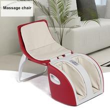 220V cube multifunctional massage sofa household electric foot massage chair Shiatsu body massager foldable back massage chair
