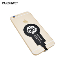 Qi Беспроводное зарядное устройство приемник модуль адаптер для Lightning iPhone 5 5S 5C SE 6S 7 7Plus Android Micro-usb type-C телефоны универсальные