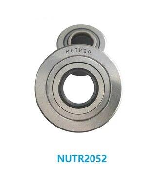 10pcs/lot NUTR2052 cam follower track roller bearing 20x52x25(24) mm