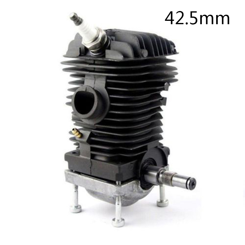 Joints d'huile roulements de manivelle bougie d'allumage moteur moteur Piston Kit pour Stihl 023 025 MS230 MS250 tronçonneuse 1123 030 0408