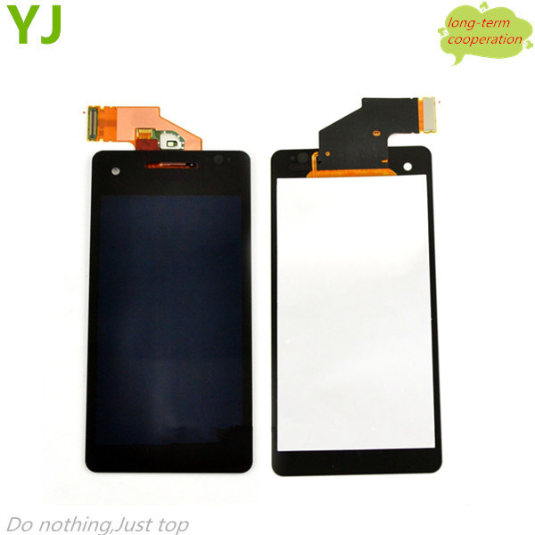 HK Free shipping For Sony Xperia V LT25i LCD Assembly with Touch Screen Digitizer OEM