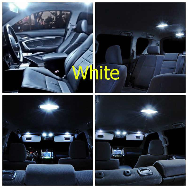 14x for Chevy SILVERADO 1500 2013-2015 Light Interior package Car LED Bulbs Blue