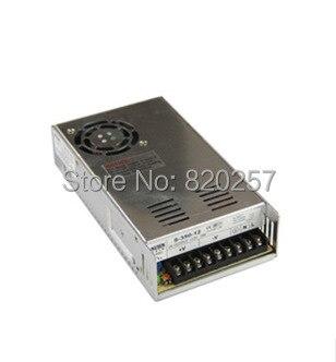 350W napájení s duálním výstupem; Vstup 85 ~ 264VAC; Výstup DC5V, pro pixelový modul WS2801