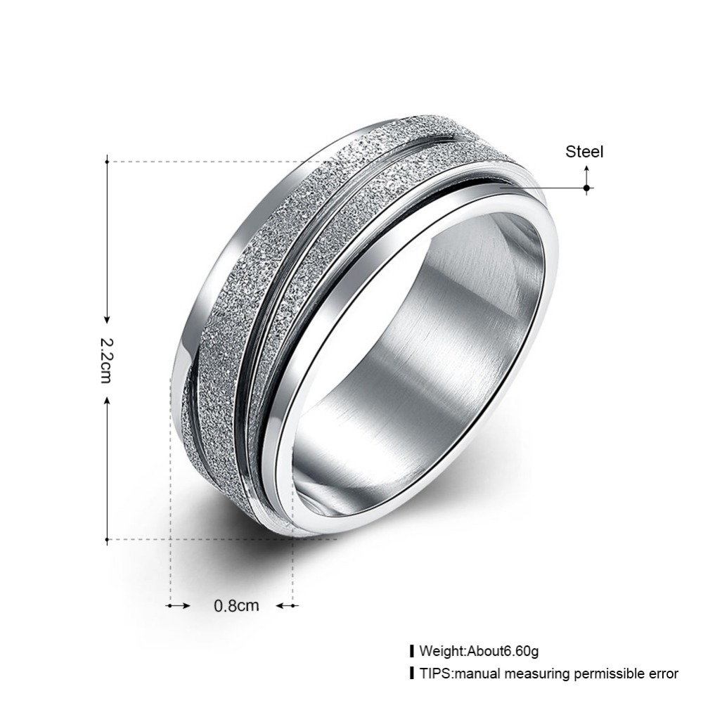Aliexpress.com : Buy Fashion Male Jewelry Round Shaped Wedding Rings ...