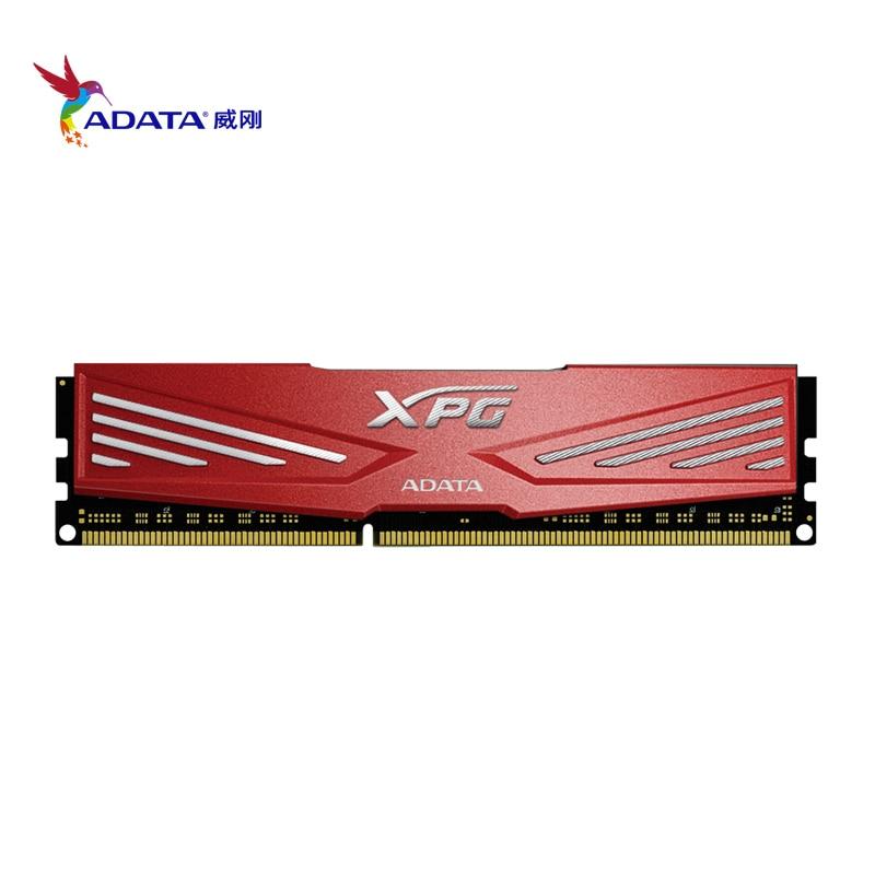 ADATA  desktop ram bar 4g 8g 4GBx2 8GBx2 for computer ram 8g ddr3 2133  compatible for1600