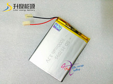 3000mAh 3.7V 357095 (polymer lithium ion Battery Replacement Tablet Battery for tablet pc 7 inch MP3 MP4