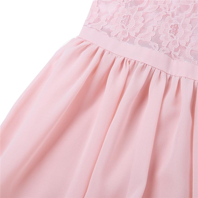 Image 5 - Детские розовые платья с цветами и жемчугом для маленьких девочек, платье для первого причастия, платье для свадьбы, подружки невесты, на день рожденияПлатья   -