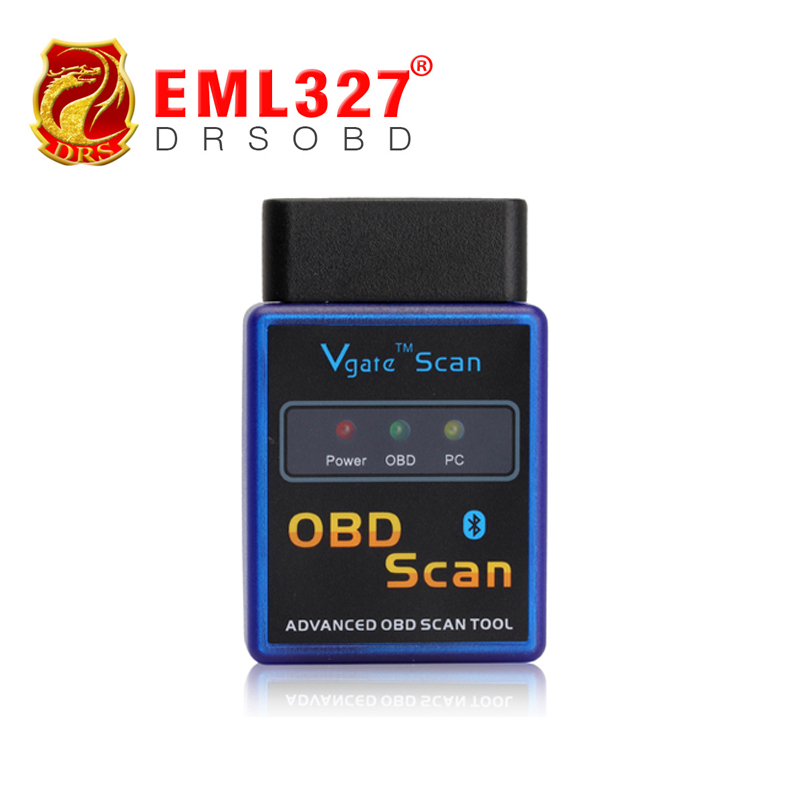 buy mini327 v1 5 obd2 bluetooth auto scanner obd ii diagnostic tool support. Black Bedroom Furniture Sets. Home Design Ideas