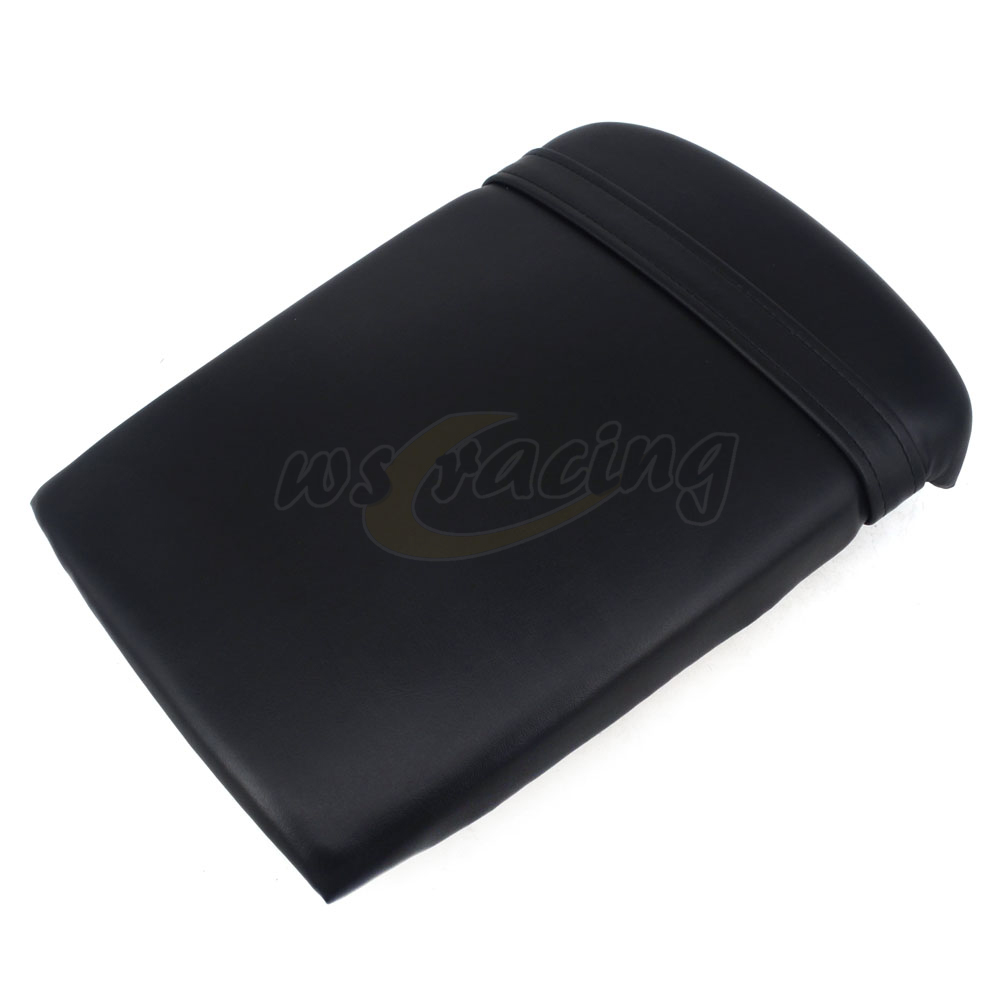 Motorcycle Seat Leather Passenger Rear Seat Pillon Cover For YAMAHA YZF R1 YZF-R1 1998-1999 1998 1999