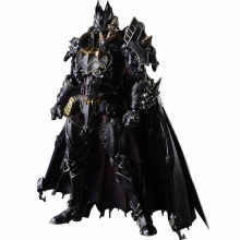 28 cm Play Arts Kai Square Enix DC Comics Timeless Steam Punk Batman Figma Movable Action Figure Collectible Toy Model