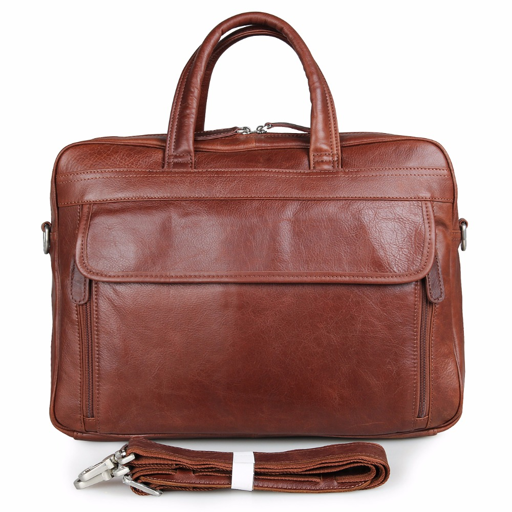 Augus Large Capacity Briefcase Multi Big Compartment Handbag Solid Fashion Business Travel Bag Laptop Bag 7333B/7333B-1 ht7333a 1 7333 1 sot89