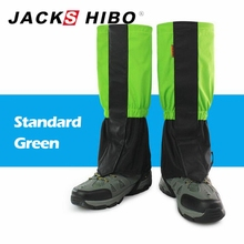 JACKSHIBO Reusable Waterproof Leggings Covers Against Desert Men Womens Children Gaiters Boots