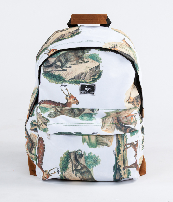 ea22ded720a Hot selling Tide Brand Hype London Small Pure And Fresh Flowers Flower Lady  Backpack Bags Schoolbag School Bags For Teenagers -in Backpacks from Luggage  ...