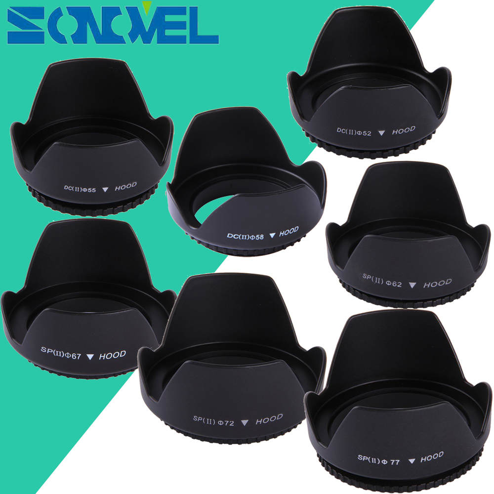 Big promotion for sony 67mm hood and get free shipping