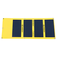 BOSSCAT AY S020 20W Outdoor Foldable Solar Panel with USB Port