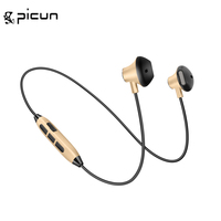 Original Picun H2 Bluetooth Earphone Sport Running Wireless Earphones With Mic Bass Stereo Bluetooth Headsets For