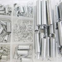 Fixmee коробка шт. 200 шт. небольшой металлический свободные сталь катушки набор пружин Комплект Ассорти