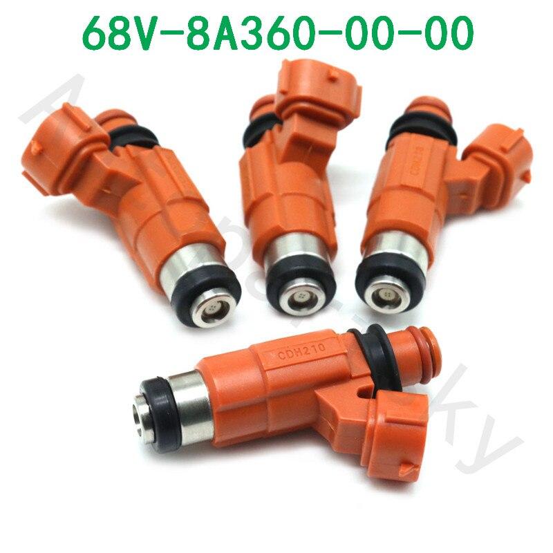 4PCS Lot 68V 8A360 00 00 CDH210 INP 771 CDH 210 for Yamaha F115 HP