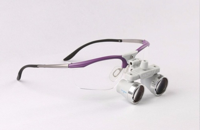 5bb83aa973ab TAO S 2.5X Professional Medical Surgical Loupes Dental Binocular Magnifier  Medical loupes with TAO S Headband