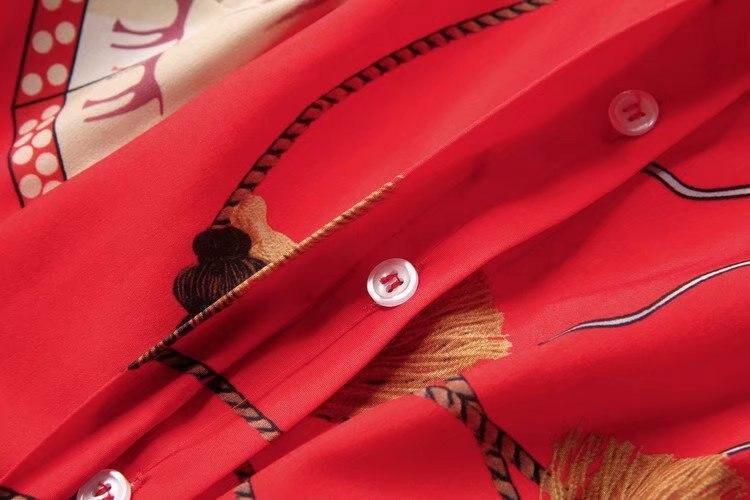 Printemps Qualité De 2019 Partie Style Mode Design Marque S01221 Nouvelles Femmes Haute Robe Luxe Européenne fIUf0