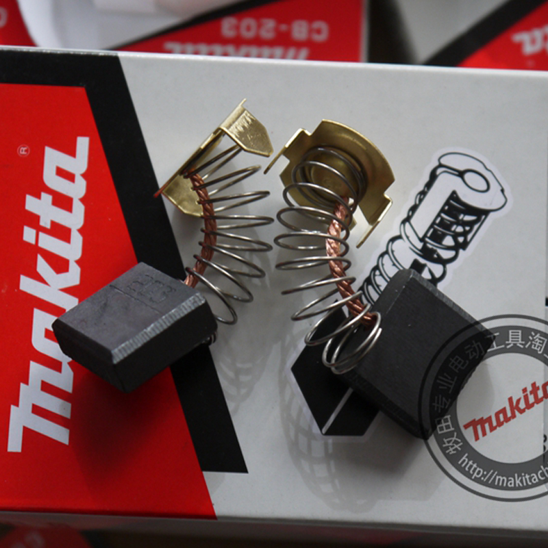 Makita Electrical Tools Original Carbon Brushes CB325/CB153/CB411/CB415A/CB64