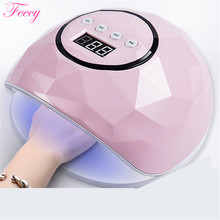 F6 Ice Lamp For Nail Lamp UV Lamp For Manicure Secador De Unas Dryer For Nail UV Led 86W Nail Light Nail Gel Dryer Gel LED Lamp(China)