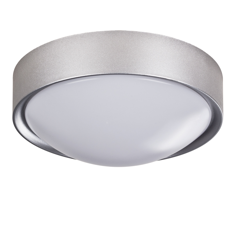 Free Shipping 9W LED Ceiling Light Silver Cover Smd5630 LED Ceiling Lamp  For Bathroom Bedroom HXD174 HXD175 In Ceiling Lights From Lights U0026 Lighting  On ...