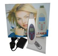Portable Digital LCD Ultrasonic Beauty Tool Facial Skin Cleaning Face Cleaner Face Skin Care Massager Machine