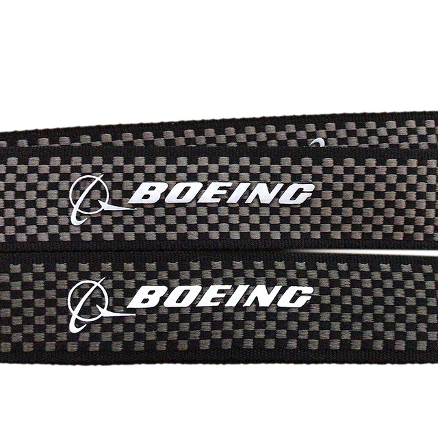 BOEING Lanyard  ID Holder