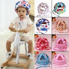 Детская Защитная шапка для мальчиков и девочек, Детская кепка, безопасная Кепка для обучения работе, шлем для защиты детей, шапка для предотвращения столкновений