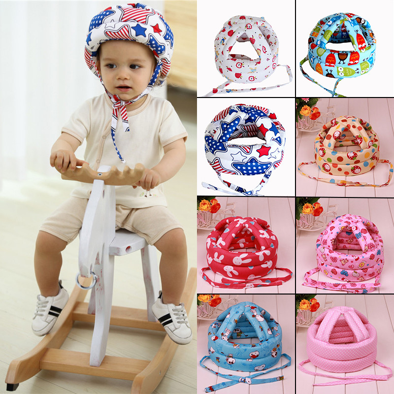 Baby Child Boy Girl Protective Hat Kids Drop Cap Safety Learn to Work Cap Helmet Children Protection Anti Collision Hat bump cap work safety helmet summer breathable security anti impact lightweight helmets fashion casual sunscreen protective hat