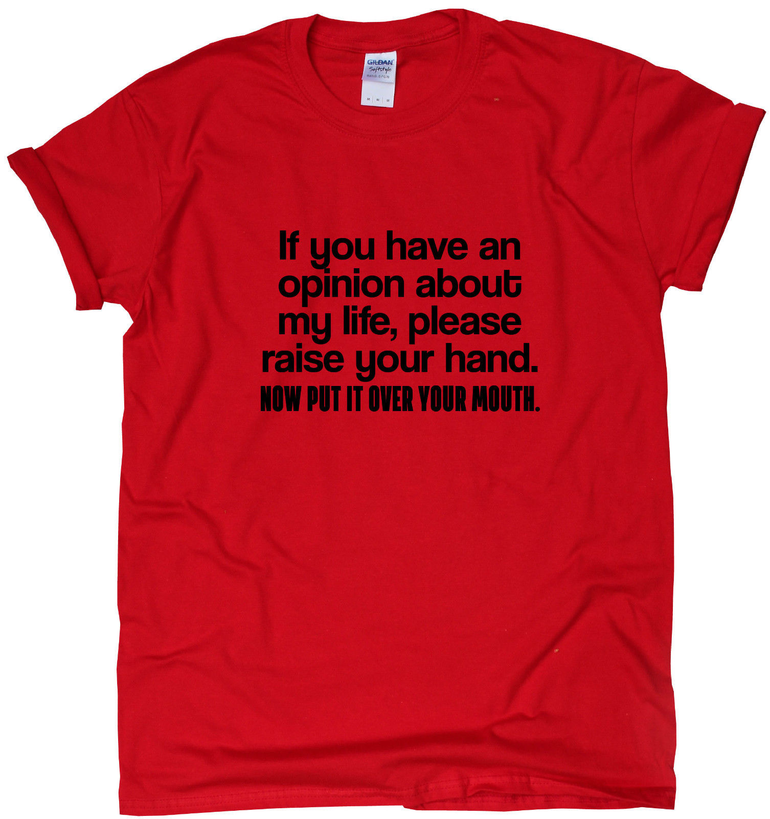 Sarcasm It/'s How I Show Affection Funny Gift T-Shirt Mens//Womens Tee