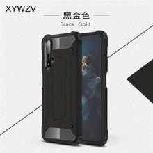 Dành cho Huawei Honor 20 Ốp Lưng Chống Sốc Silicone Mềm Giáp Cao Su Cứng PC Ốp Lưng Điện thoại Huawei Honor 20 Nắp Lưng cho Danh Dự 20