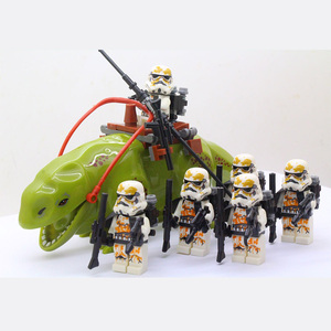 HOT Star Wars Army Figures Bui