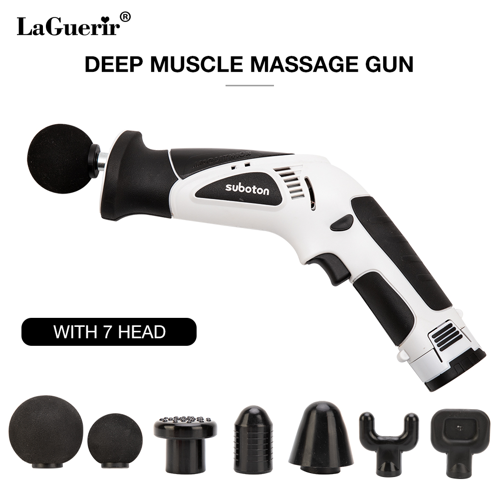 Theragun Muscle massage gun Muscle Massager Muscle relaxation Relieve soreness after Fitness Sports Relax Fascia Machine