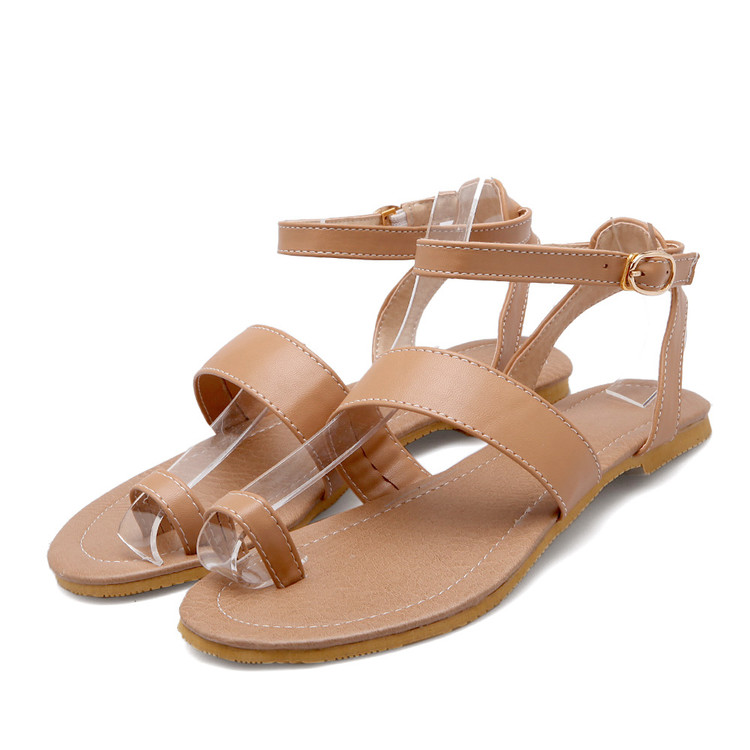 Gladiator Sandals Women Real Fashion Plus Size 34-43 Shoes Women Sandals 2017 Sapato Feminino Summer Style Chaussure Femme 192 classic design 2018 new summer fashion platform gladiator sandals women casual ladies dress black shoes woman plus size 34 43