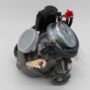 Image 3 - 좋은 품질 새로운 gy6 125 150cc 오토바이 기화기 카바 바하 스쿠터 atv 이동 카트 스쿠터 125cc pd24j 오토바이 부품
