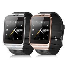 Bluetooth Smart Watch GV18 Smartwatch Für Samsung Für Apple Android phone2.0M kamera-unterstützung sim-karte PK W8 DZ09 A1 GT08 M26