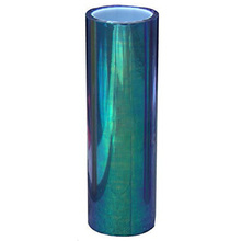 Car-Styling 12x78 Inch Chameleon Colorful Blue Car Taillight Wrap Headlight Vinyl Tint Film  SUV Protector