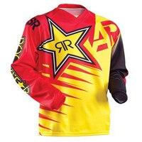 2018 Moto Newest New Shife Downhill Jersey Mountain Bike Motorcycle Moto Jersey Crossmax Shirt Ciclismo Clothes