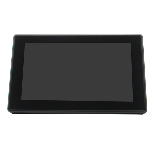 NEW 7 Inch 1027x600 HD Capacitive LCD Touch-Screen With Stander For Raspberry Pi 3 Model B/2B/B+ PC Support WIN 10