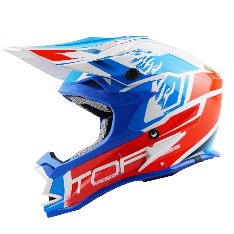TORC T321 casque de moto cross de haute qualité casque de moto tout terrain peut ajouter des lunettes de moto cross ATV DH casques de moto de descente