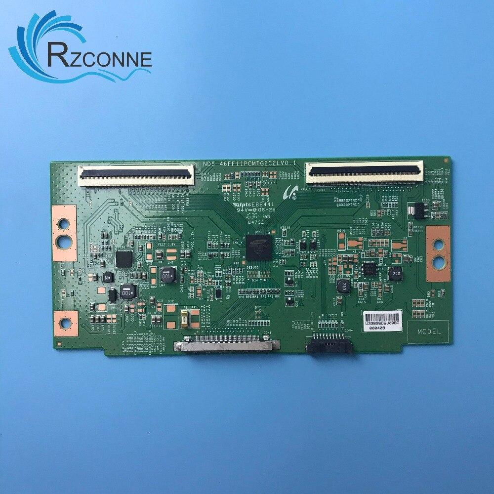 Logic Board Card Supply For Samsung NDS_46FF11PCMTG2C2LV0.1 LTI460HN10 T-con Board