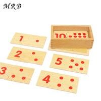 ของเล่นเด็กมอนสอนคณิตศาสตร์คณิตศาสตร์จำนวนไม้กระดานปริศนาMontessoriการศึกษาของเล่นไม้สำหรับ