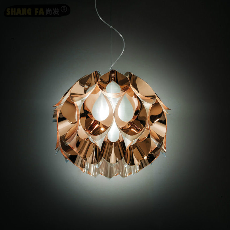 Post Modern Creative Slamp Veli 3 Colors Plated Acryl Iron Led E27 Pendant Light For Living Room Dining Room Bar Dia 50cm 1969 bried led aluminum acryl pendant light for office dining room ruler creative jane pendant light 110 220v 34 60 90 120cm 1759