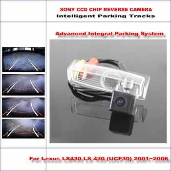 Dynamische Beratung Rückfahrkamera Für Lexus LS430 LS 430 (UCF30) 2001 ~ 2006/580 Tv-linien HD 860 Pixel Parkplatz Intelligentized