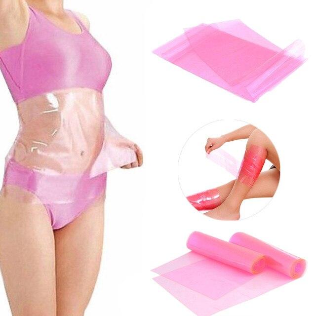 Sauna de transpiración con forma de adelgazamiento envolturas anticelulitis Reduce la grasa moldeador de cuerpo reutilizable lavable cinturón Sauna Spa facial Lift herramienta