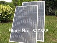 200w 12V Solar Panel Kit Advanced RV Solar Kit 2 x 100w Solar Panel Free Shipping