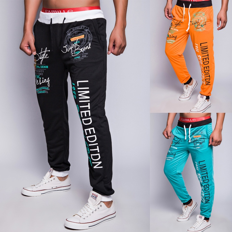 ZOGAA Sports-Pants Street-Wear Fall Contrast-Color Winter Casual Fashion New And Autumn